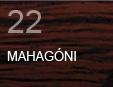 Mahagóni Extra 3