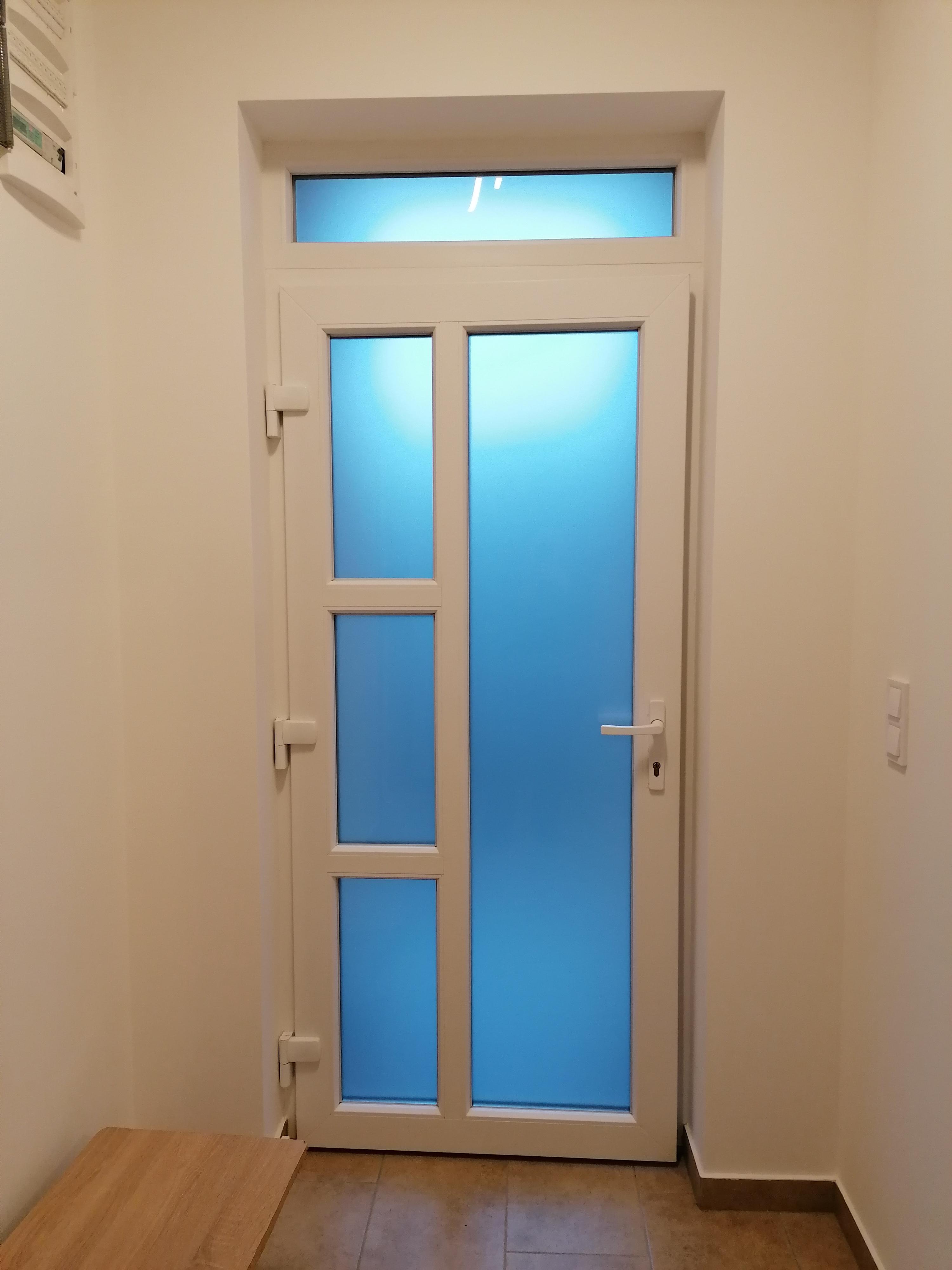 Bejárait ajtó